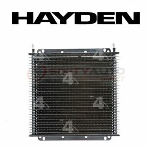 Hayden Automatic Transmission Oil Cooler For 1973 1975 Buick Apollo Va