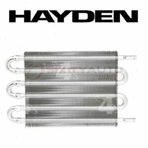 Hayden Automatic Transmission Oil Cooler For 1995 2015 Toyota Tacoma Wi