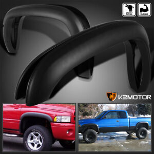 For 1994 2001 Dodge Ram 1500 2500 3500 Textured Factory Style Wheel Fender Flare