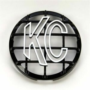 Kc Hilites 7210 Slimlite daylighter Stoneguard Headlight Guard Fastest Shipping