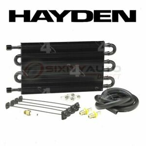 Hayden Automatic Transmission Oil Cooler For 2004 2015 Cadillac Srx Ti