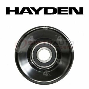 Hayden Drive Belt Idler Pulley For 2007 Chevrolet Silverado 1500 Classic Xg