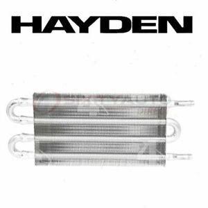 Hayden Automatic Transmission Oil Cooler For 2014 Ram Promaster 2500 Qv