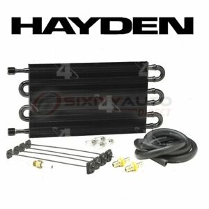 Hayden Automatic Transmission Oil Cooler For 1995 2015 Toyota Tacoma Kz