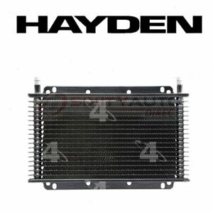 Hayden Automatic Transmission Oil Cooler For 1970 1972 Buick Gs 455 Yz