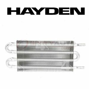 Hayden Automatic Transmission Oil Cooler For 2013 2014 Chevrolet Trax Yv