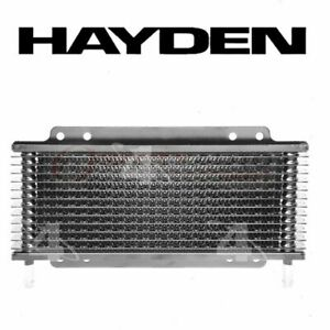 Hayden Automatic Transmission Oil Cooler For 1961 1969 Jeep Universal Truck Hf