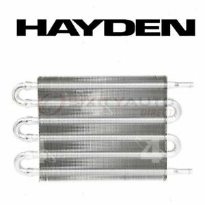 Hayden Automatic Transmission Oil Cooler For 1999 2014 Gmc Sierra 1500 Zr