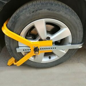 Anti Theft Security Wheel Lock Security Lock For Cars Free Shipping