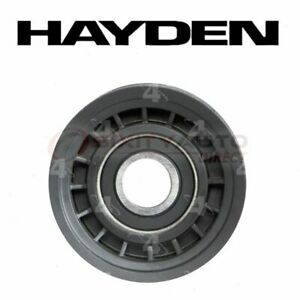 Hayden Drive Belt Idler Pulley For 2007 Chevrolet Silverado 1500 Classic Ls