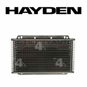 Hayden Automatic Transmission Oil Cooler For 2000 2014 Toyota Tundra Ga