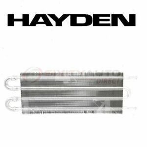 Hayden Automatic Transmission Oil Cooler For 1985 2012 Mitsubishi Galant Ns