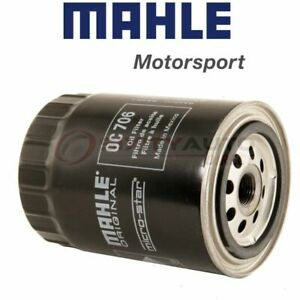 Mahle Engine Oil Filter For 1991 2001 Ford Explorer Oil Change Lubricant Si