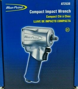 New Blue Point 3 8 Drive At2538 Compact Air Impact Wrench Ships Free
