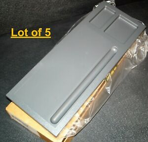 Lot Of 5 New Ibm Surepos 700 Keyboard Replacement Filler Panel 41a3566