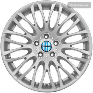 18 X 8 5 Silver Bmw Replica Rims Fits 5 6 7 Series