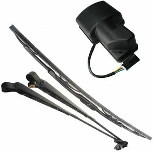 Wiper Motor Arm Blade Kit Compatible With Bobcat Excavators 435