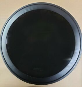 12 Round Porthole Window For Vans Dark Privacy Tint Tempered Glass Auto