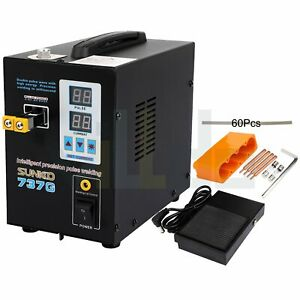 Spot Welder 737g Spot Welding Machine 18650 Battery Packs 110v 1 5kw