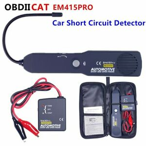 Pro Automotive Short Open Finder Circuit Tester Wire Tracker Tool Dc6 42v