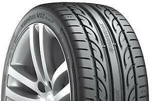 2 X New 285 35zr18xl Y Hankook Ventus K120 285 35 18 Tires