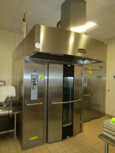 Late Model Baxter Double Rack Oven Ov500g2 ee natural Gas 6 Month Guarantee