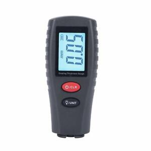 Paint Thickness Gauge Best Digital Meter For Automotive Coating Thickness Test