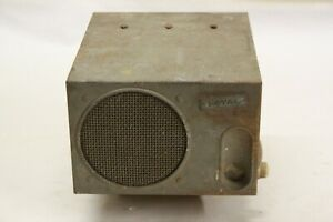 Vintage 1930 S 1940 S Royal Car Truck Under Dash Accessory Am Radio Assembly