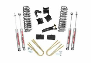 Rough Country 4 0 Suspension Lift Kit Ford Bronco 4wd 450 20