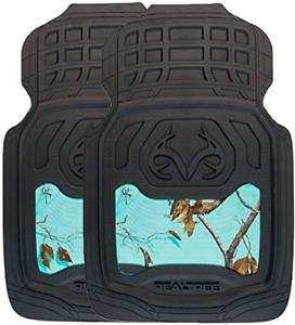 Realtree Camo 2 Pc Front Camo Truck Floor Mats Camo Pattern For Men And Women