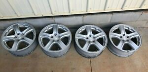 Suburu 16 Inch Set Of Aloy Rims Fit Legacy Impreza Baja And Foresters