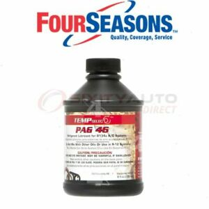 Four Seasons Refrigerant Oil For 1998 2013 Volkswagen Beetle Accessories Tq