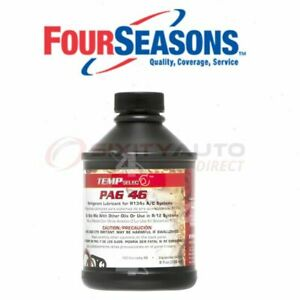 Four Seasons Refrigerant Oil For 2009 2016 Toyota Venza Accessories Fluids Ph