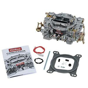 Edelbrock 1904 Avs2 Series Dual Quad Carb 500 Cfm Manual Choke
