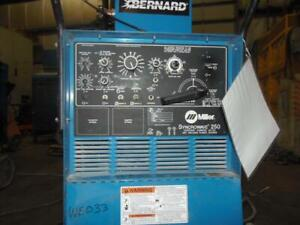 Miller Syncrowave 250 Power Supply