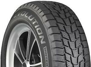2 X New 215 60r16 H Cooper Evolution Winter 215 60 16 Tires