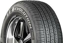 4 X New 215 60r16 T Cooper Evolution Tour 215 60 16 Tires