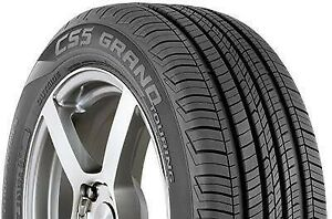 2 X New 215 60r16 T Cooper Cs5 Grand Touring 215 60 16 Tires