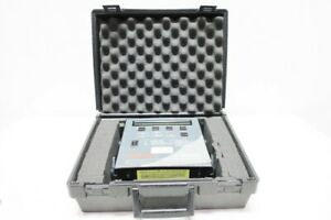 General Electric Ge Tvrms2 Microversatrip Digital Test Kit Test Equipment