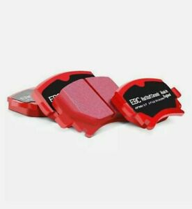 For Mercedes benz 190e 84 93 Ebc Redstuff Ceramic Low Dust Front Brake Pads