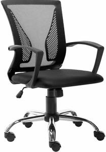 Office Chair Executive Home Computer Desk Seat Adjustable Swivel
