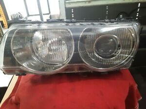 Bmw 740 Il Head Light Assembly Left Right 1999 2001