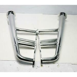 Small Block Chevy Lake Style Headers Ahc Coated