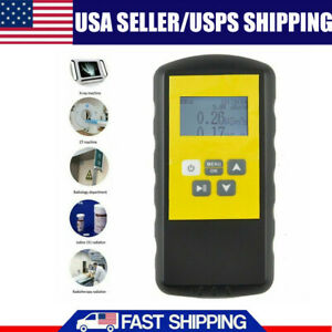 Geiger Counter Y Xray Radiation Detector Nuclear Radiation Monitor Meter Us
