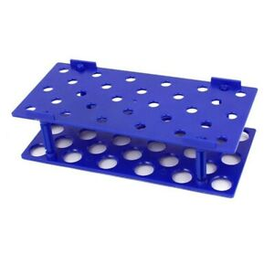 Accessorie Test Tubes Rack Stand Plastic Equipment Professional Tube Holder Li