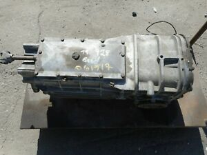 Porsche 928 Transmission Gear Box 5 Speed G28 03 12 5spd Locking Limited Slip