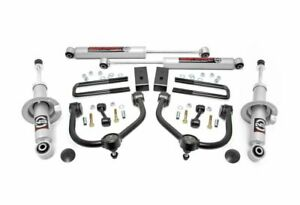 Rough Country 3 0 Suspension Lift Kit Fits 04 18 Titan 2wd 4wd 83432