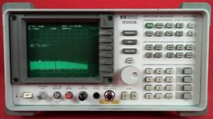 Hp 8560e Spectrum Analyzer 30 Hz To 2 9 Ghz