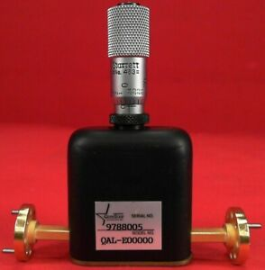 Qal e00000 Level Set Attenuator Low Vswr 60 90 Ghz Wr 12 0 25 Db Variable