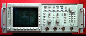 Tektronix Tds540c Four Channel 500mhz Digitizing Oscilloscope